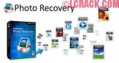 Wondershare Photo Recovery 3.1.0 Registration Code 2017