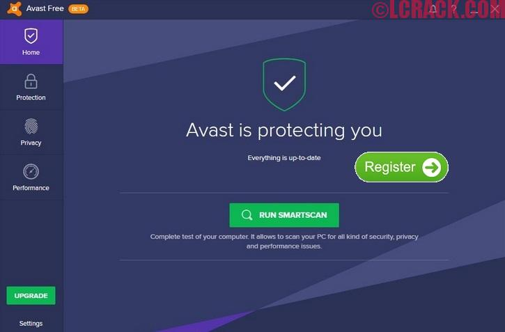 Avast 2017 Beta All Editions Full Serial Key