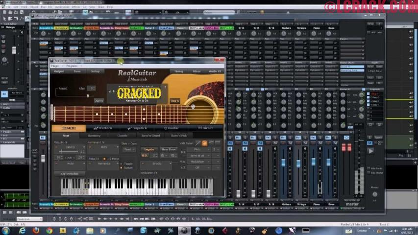 MAGIX Samplitude Music Studio 2017 v23.0 Incl Crack