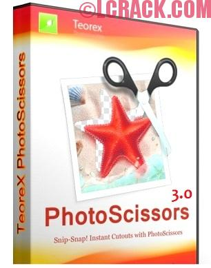PhotoScissors 3.0 Full Crack Free Download