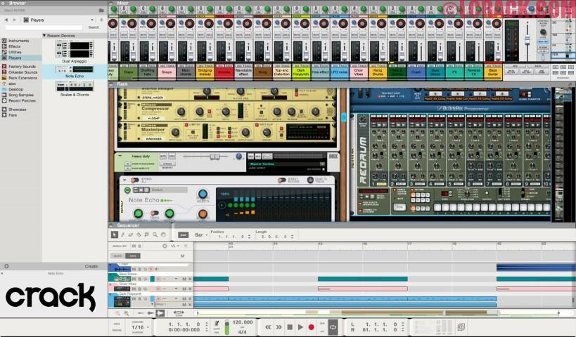 Propellerhead Reason 9.2 Crack + Keygen is Here!