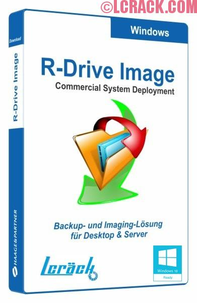 R-Drive Image 6.1 Crack With Serial Key 2017