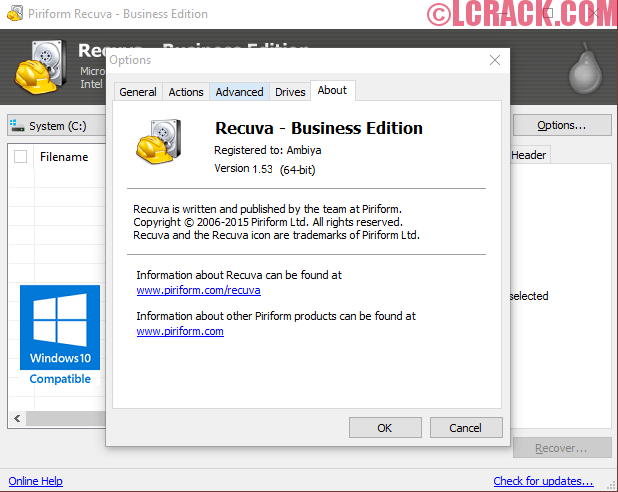 Recuva Business Edition 1.53 Full Keygen Free!