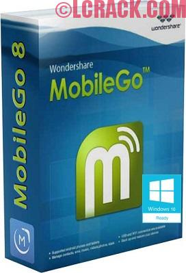Wondershare MobileGo 8.2.3.96 Crack + Patch + Key