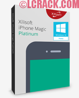 Xilisoft iPhone Magic Platinum 5.7.16 Crack + Serial Key