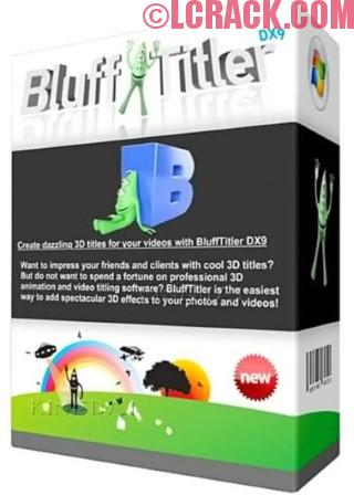 BluffTitler Ultimate 13.2.0 Crack Free Download