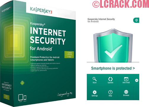Kaspersky Internet Security for Android 11.13.4 Premium Apk + Key