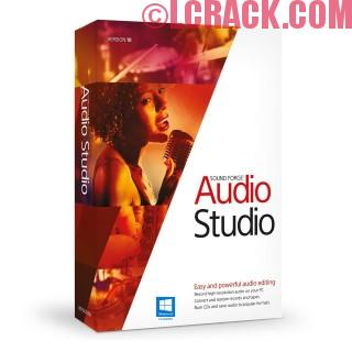 Sound Forge Audio Studio 10.0 Crack With Serial Number
