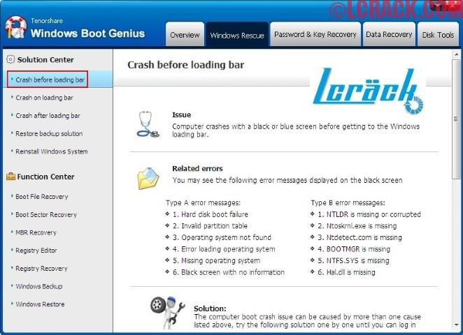 Windows Boot Genius 3.0.0.1 Final Activated is Here!