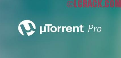 uTorrent Pro 3.4.9 + Crack Full Free Download