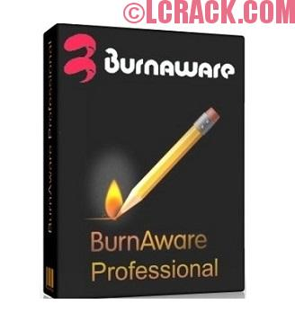 BurnAware Professional 10.2 License Key Free Download