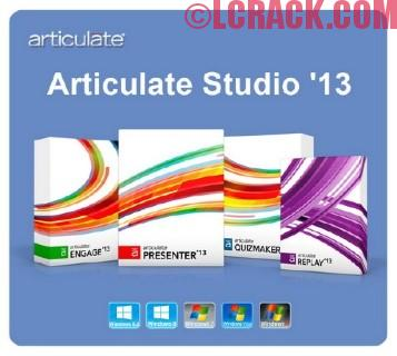 Articulate Studio 13 Pro 4.9.0.0 Crack Full Version