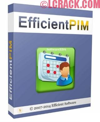 EfficientPIM Pro 5.22 Portable + Crack Free Download