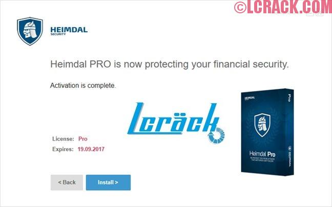 Heimdal PRO 2.2.14 Activation Key Free Download