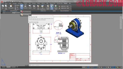 AutoCAD Mechanical 2018 Serial Number is Here