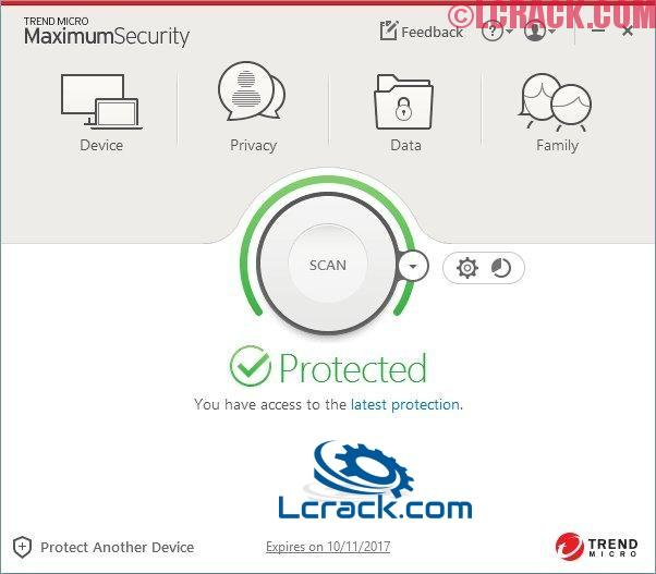 Trend Micro Maximum Security 2017 11.1 Serial Number is Here
