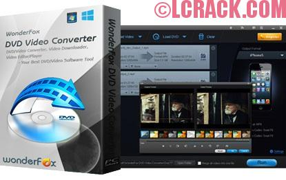 WonderFox DVD Video Converter 13 Serial Key Download