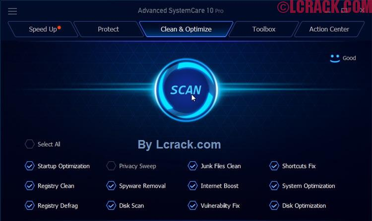 Advanced SystemCare Pro 11 Crack + Keygen is Here