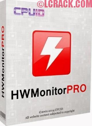 CPUID HWMonitor PRO 1.29 License Key Free Download