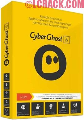 CyberGhost VPN 6.0.7 Crack + Activation Key is Here
