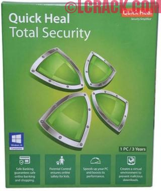 Quick Heal Total Security 2017 17.00 Full Version Crack