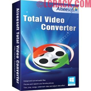 Aiseesoft Total Video Converter 9.2.18 Crack + Key