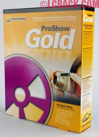Photodex ProShow Gold 9.0 Full Crack