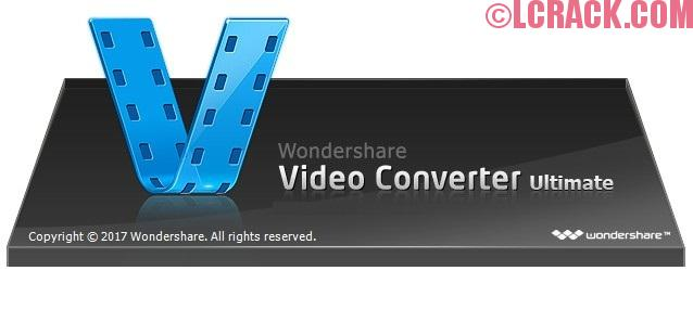 Wondershare Video Converter Ultimate 10.0.7 Crack + Key