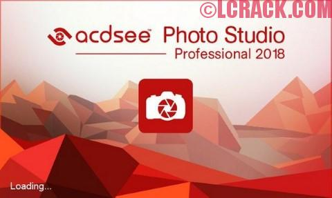 ACDSee Photo Studio Professional 2018 Full Crack
