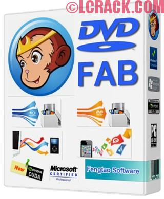 DVDFab 10.0.5.7 Full Version Crack + Registration Key