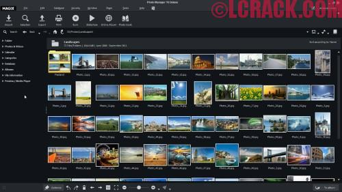 MAGIX Photo Manager Deluxe 17 13.1.1.4 Serial Number