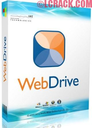 WebDrive Enterprise 2017 Build 4854 Crack License Key