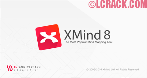 XMind 8 Pro 4 Crack Full Version