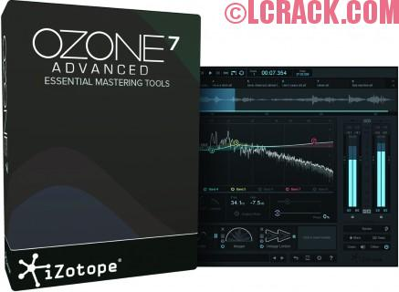 iZotope Ozone 7.01.1362 Crack Mac is Here