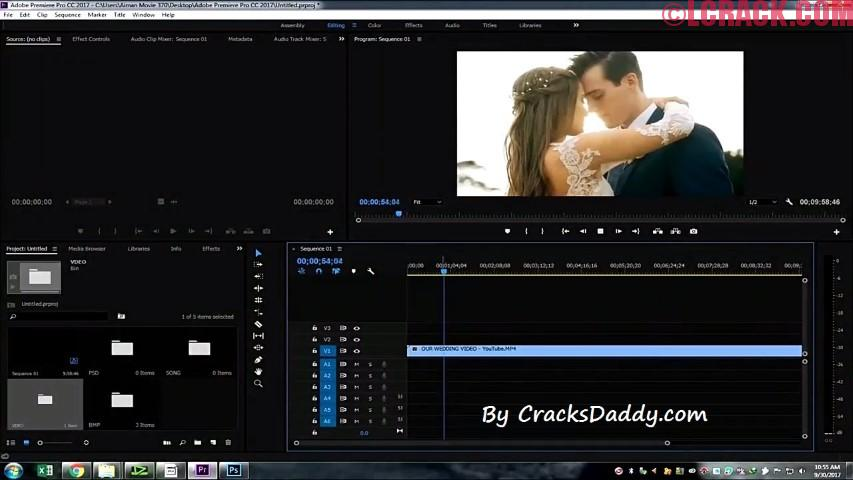 Adobe Premiere Pro CC 2020 v14.3 Crack Full Version