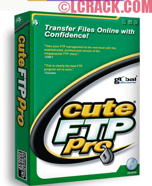 CuteFTP Professional 9.0.5 Crack + Serial Number