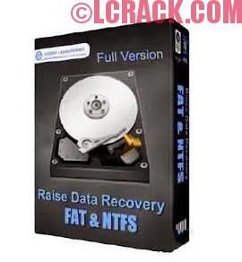 Raise Data Recovery 6.13 Crack + License Key
