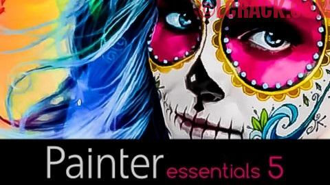 Corel Painter Essentials 5 Crack Full Version