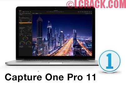 Capture One Pro 11 Crack + Serial Key 2018