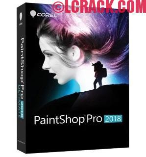 Corel PaintShop Pro 2018 Full Crack