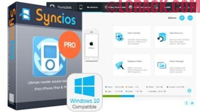 Anvsoft SynciOS Professional 6.2.8 Crack