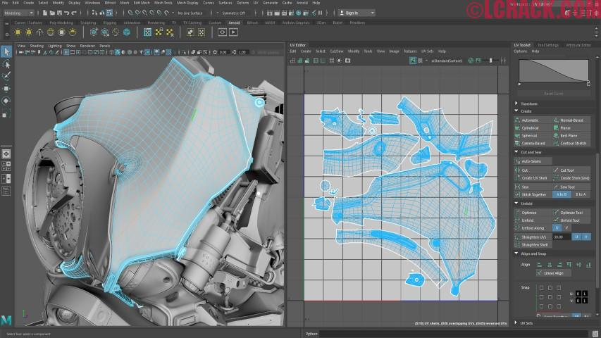 Autodesk Maya 2018.2 Full Patch Free Download