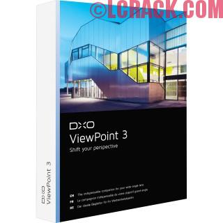 DxO ViewPoint 3.1.5 Crack Free Download