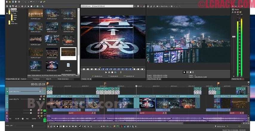 Sony Vegas Pro 15 Crack Full Patch is Here