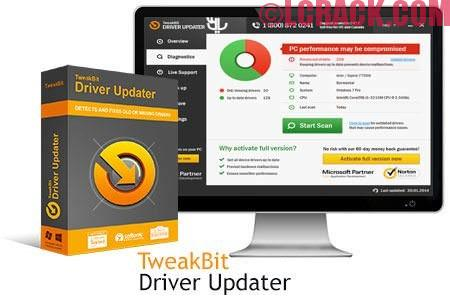 TweakBit Driver Updater 2 Crack 2018 License Key