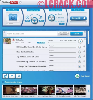 YouTube By Click 2.2.89 Premium Full Keygen