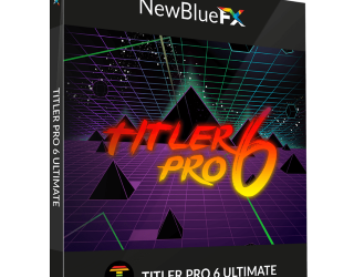 NewBlueFX Titler Pro 6.0 Ultimate Crack