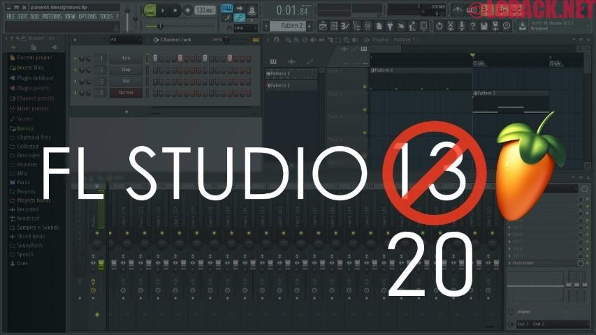 FL Studio 20.1.785 Full Keygen