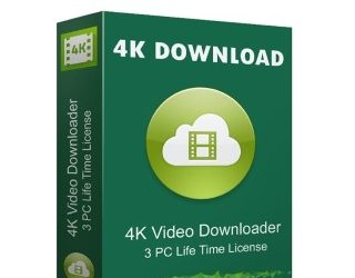 4K Video Downloader 4.5.0 Full Crack