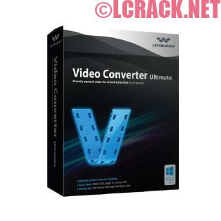 Wondershare UniConverter 11.6 Crack